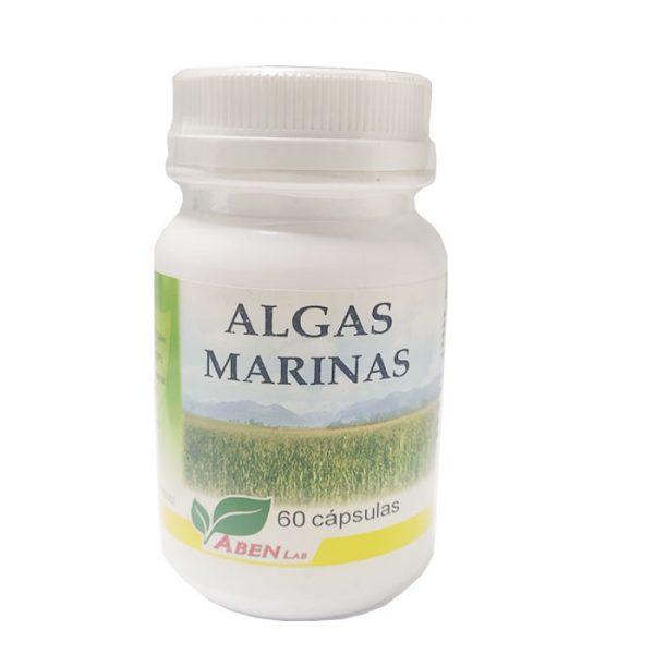 algas marinas 60 cápsulas aben lab