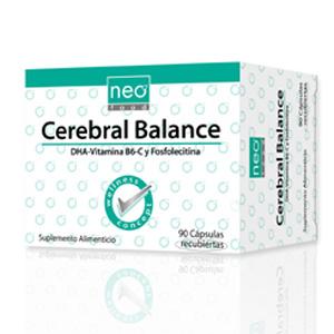 Cerebral balance 60 cápsulas