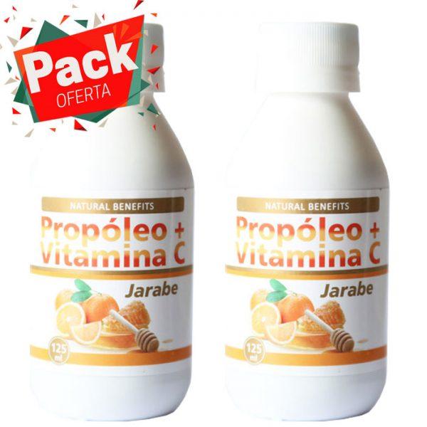 Pacl oferta propóleo + vitamina c