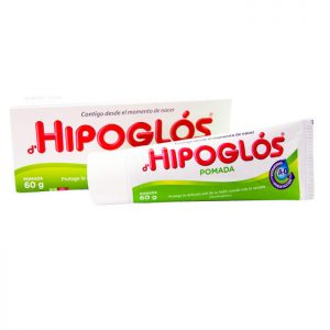 Hipolglós pomada 60 gramos OMADA TOPICA Dosis por Forma Farmaceutica: 62.500UI/100g