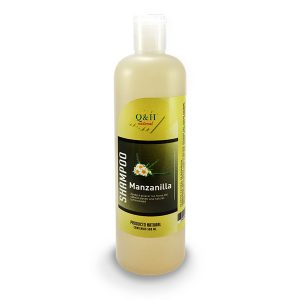 Shampoo natural de manzanilla QYH 500 ml