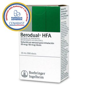 berodual hfa 20 mcg 50 mcg 10 ml 200 dosis boeringer ingelheim