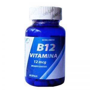 Vitamina B12 60 cápsulas Aben Lab