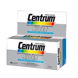 Centrum Silver 60 comprimidos