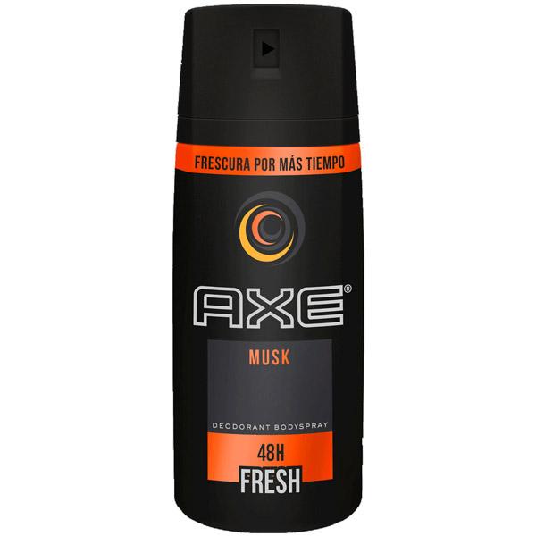 Axe 48H musk 150 ml desodorante