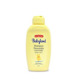 babyland shampoo manzanilla camomilla 270 ml