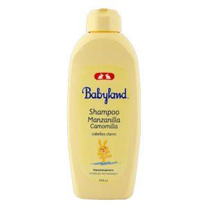 babyland shampoo manzanilla camomilla 410 ml