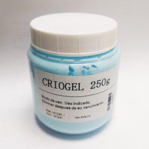 Criogel 250 g preparado oficinal