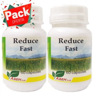 Pack Reduce Fast oferta laboratorio Aben Lab