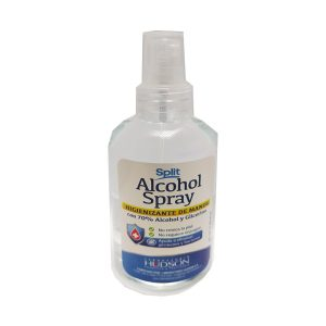 alcohol spray split 180 ml