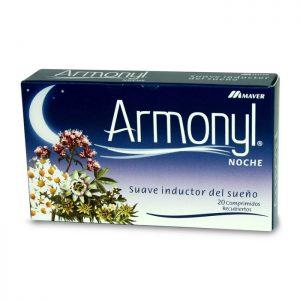 Armonyl noche 20 comprimidos Maver
