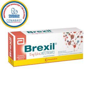 brexil 10 mg 1 jeringa prellenada Recalcine