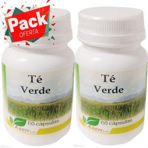 Pack Oferta 2 X 1 de Té Verde Aben Lab