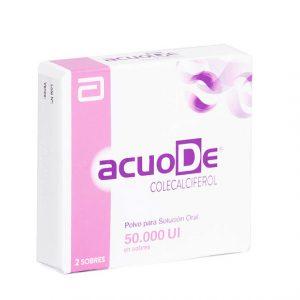 Acuode polvo para solución Oral 2 sobres