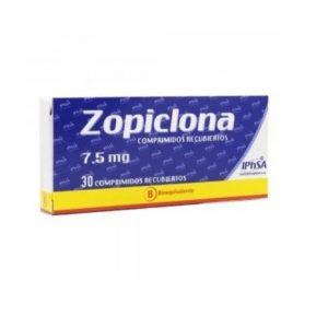 Zoplicona 8,5 mg 30 comprimidos recubiertos