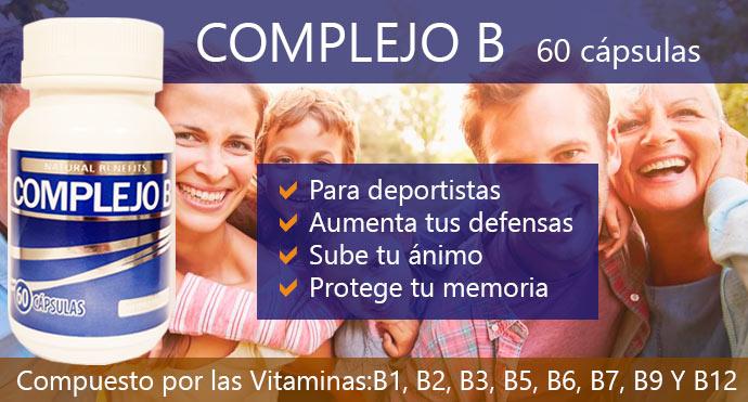 Complejo Vitamínico B